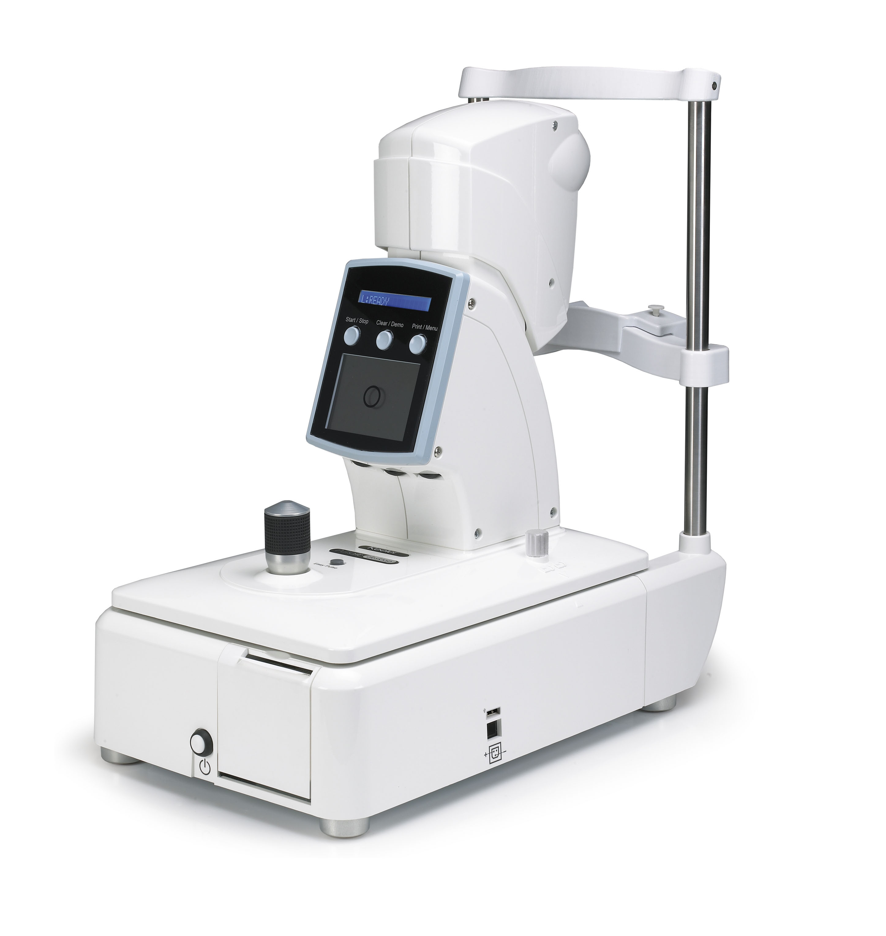 Keeler Pulsair Desktop Non Contact Tonometer Front