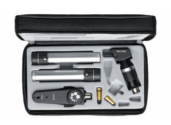 Keeler Specialist Ophthalmoscope and Retinoscope Set