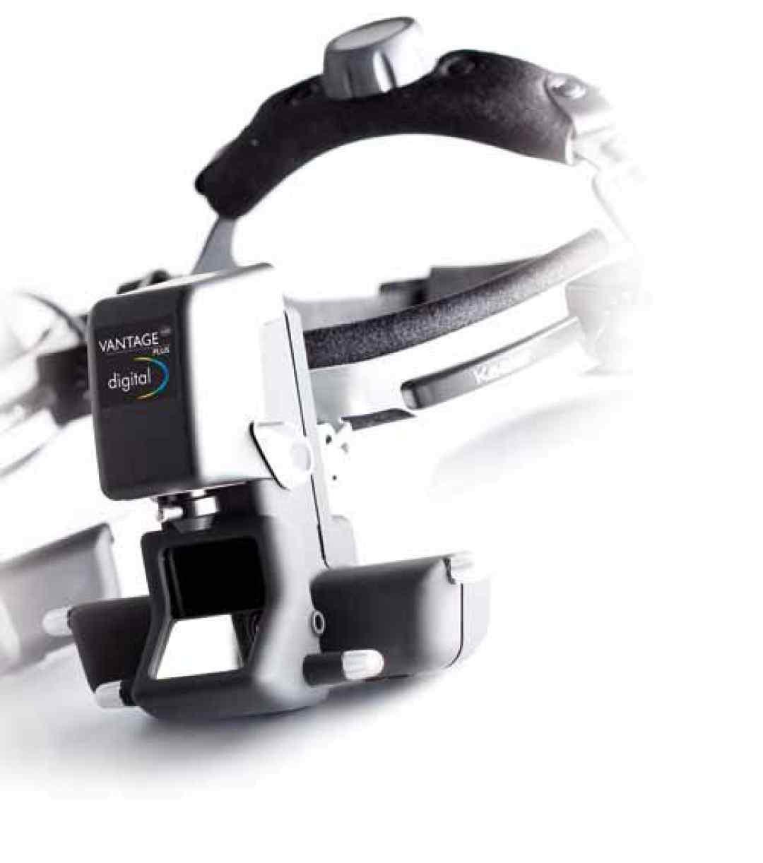 Keeler Vantage Plus LED Digital Binocular Indirect