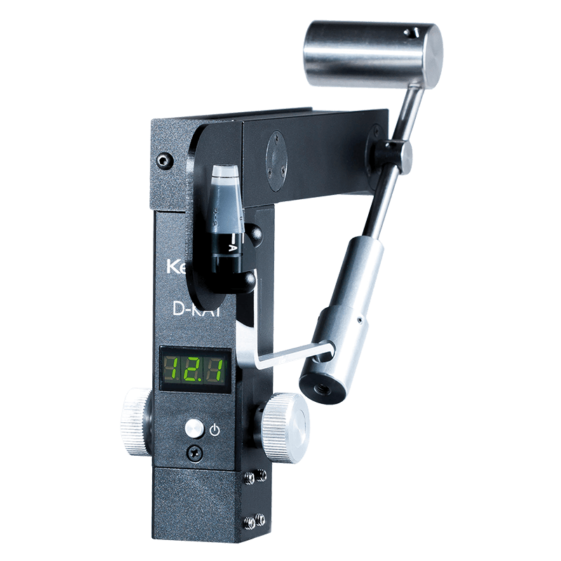 Keeler D KAT Z Type Digital Contact Applanation Tonometer side view