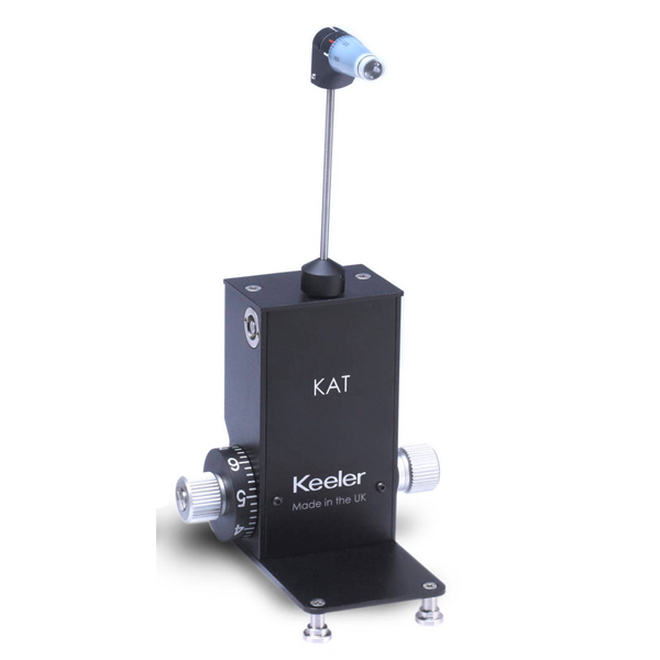 Keeler KAT Applanation Tonometer front view