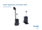 Keeler-KAT-Contact-Applanation-Tonometer-Instructions-for-Use