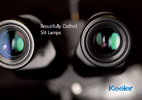 Keeler Slit Lamps Product Miniature Brochure