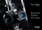 Keeler Symphony Slit Lamps Product Brochure
