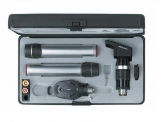 Keeler Professional Ophthalmoscope and Retinoscope Set