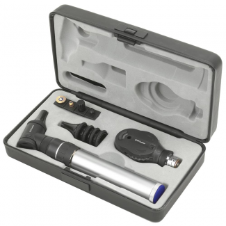 Keeler Standard Ophthalmoscope and Otoscope Diagnostic Set